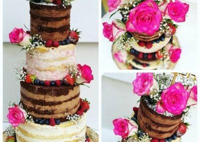 Wedding Nakedcake